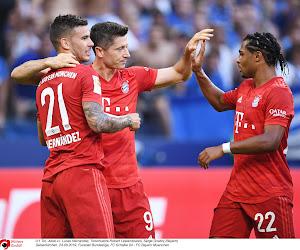 Bayern München maakt gehakt van Hoffenheim, Thorgan Hazard belangrijk met assist voor Dortmund