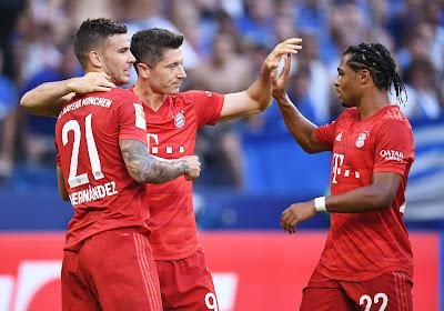 Pluie de bonnes nouvelles pour le Bayern