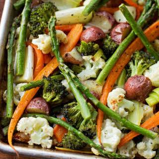 Asparagus Broccoli Carrots Recipes.