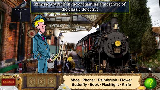 Sherlock Holmes: Trap for the Hunter. Spot it! screenshots 1