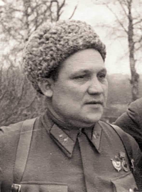 Лобачёв А.А. - член военного совета 16А