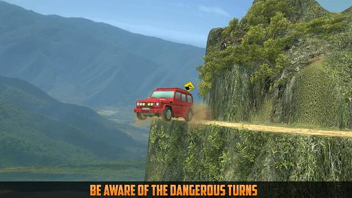 Off-Road Jeep Hill Climbing 4x4: Petualangan 3D 1.5 screenshots 7