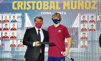 Talento almeriense en el FC Barcelona