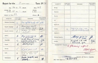 Photo: Report Summer 1978