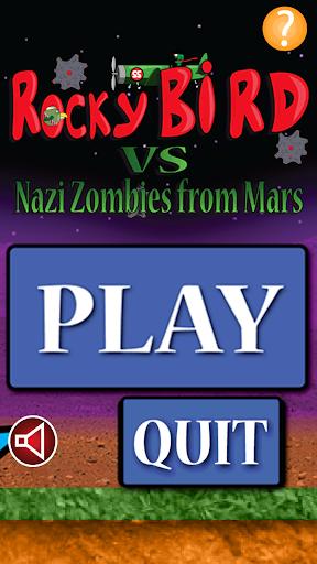 Rocky Bird vs Nazi Zombies