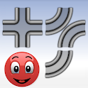 FixIt - A Free Marble Run Puzzle Game icon