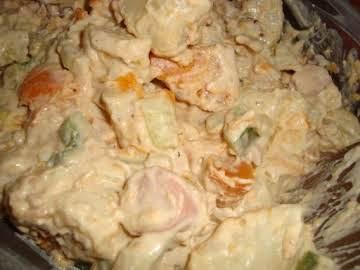 Sarah's Thanksgiving Day Potato Salad