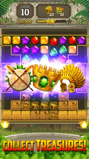 Jewel Match Temple: Classic Gem Crush 1.6.1 screenshots 2