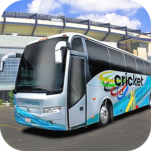Cricket Coach Bus Driving Simulator 2018