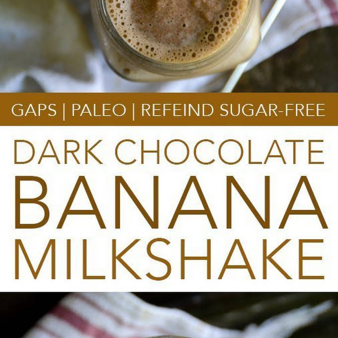 10 Best Chocolate Banana Milkshake without Ice Cream Recipes