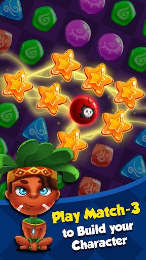 Jewel Hunter - Match 3 Adventure Puzzles 1.1.4 screenshots 1