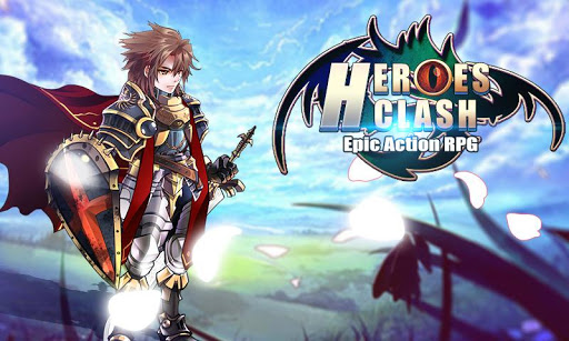 Heroes Clash: Epic Action RPG
