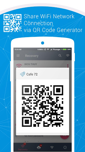 WiFi Password Show v2.2.7 [Pro]