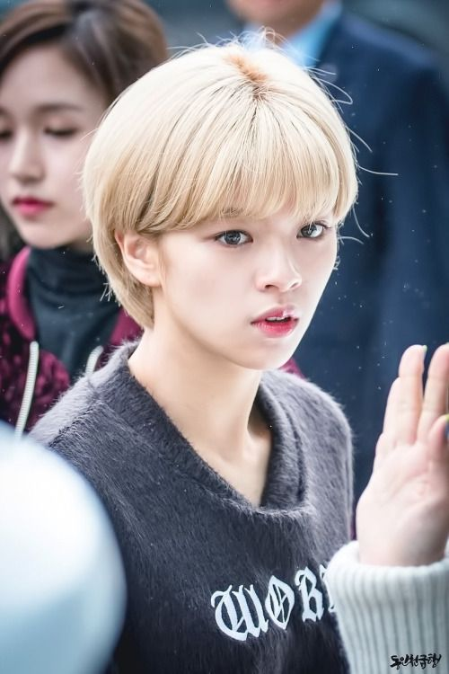 Fans Compared Jeongyeon's Hair Length To Her Popularity ...