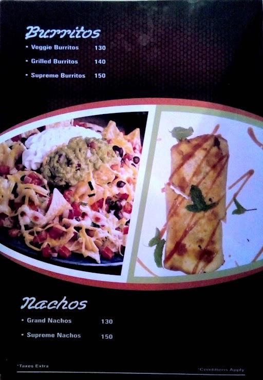 Menu 7 - Pizza Burst Mira Road, Mira Road, Thane