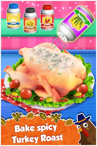 Télécharger Gratuit Turkey Roast - Holiday Family Dinner Cooking  APK MOD (Astuce) screenshots 6