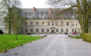 Photo: Day 14 - Chateau in Chimay #2