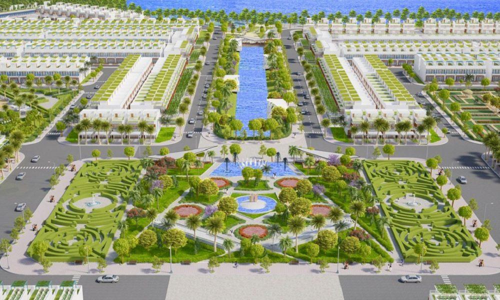 Dự án bất động sản tại Cam Ranh thu hút giới đầu tư