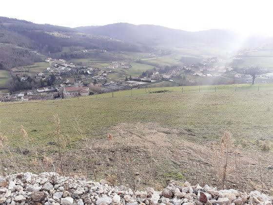 Vente terrain 947 m2