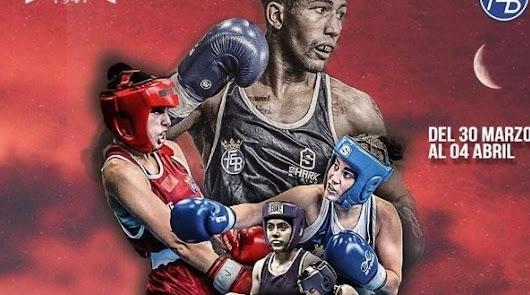 Cuatro almerienses de la EDM Club Lola Boxing se alistan para el Abierto Naciona