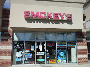 Photo: tobacco shop