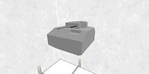 小さい戦車弐号機