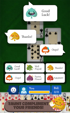 Spades: Classic Card Game 1.0.0 screenshot 634945