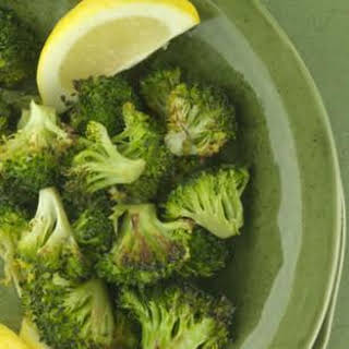 Roasted Broccoli with Lemon.