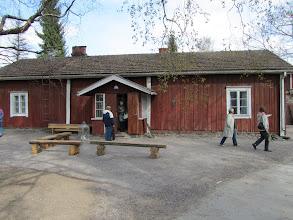 Photo: Kievari menneisyydestä, nykyisin kokoustila ja perhejuhlien pitopaikka.