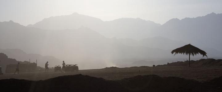 Sinai di essecento