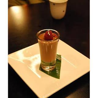 Raw Avocado Chocolate Mousse.