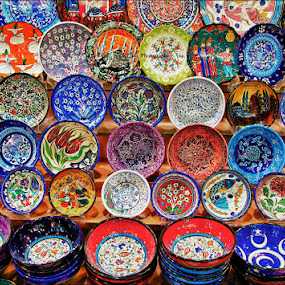 Plates & Bowls by Savio Joanes - Artistic Objects Cups, Plates & Utensils