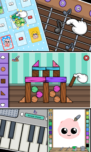 Dino ud83dudc3e Virtual Pet Game 1.3 screenshots 5