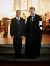 Photo: Budoucí kandidát na familiáře Německého řádu??? :-)