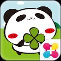パンダのたぷたぷ for +HOMEきせかえテーマ icon