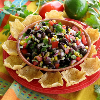 Corn and and Black Bean Salsa Recipe
