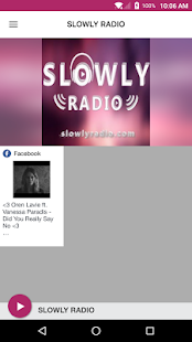 SLOWLY RADIO- screenshot thumbnail