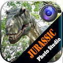 Jurassic Photo Studio Dinosaur icon