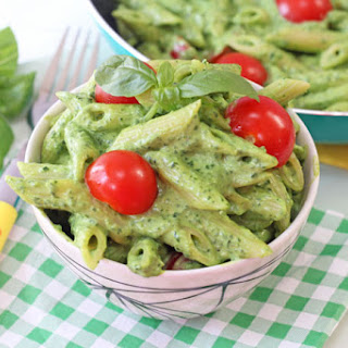 Avocado Pasta Cream Cheese Recipes