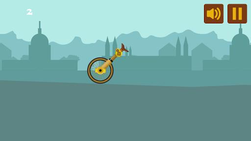 Steampunk One Wheel