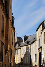 Photo: Wandering the streets of Bayeux