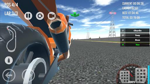 Télécharger Gratuit Furious Moto Racing: Remastered- 2020's New Racing mod apk screenshots 5