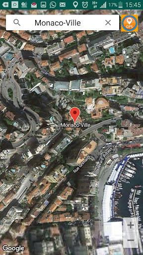 Location Satellite Maps 1.4 screenshots 1