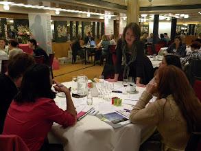 Photo: Team C_stelt vragen aan secretaressecoach Nathalie Scholtes-2