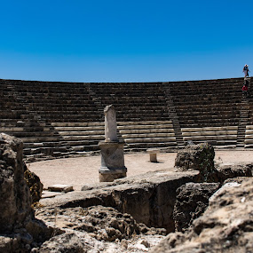 The Theatre by Meeta Thakur - Buildings & Architecture Public & Historical ( travel photography, attraction, tourism, cyprus, travel )