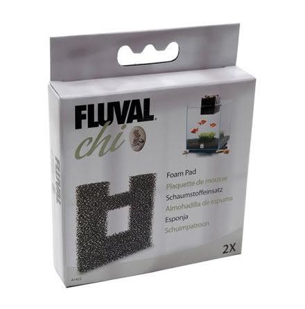 Fluval Chi Skumfilter 2-Pack