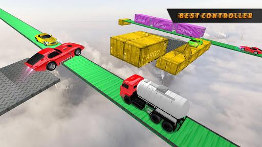 Impossible Car Stunt game : Car games screenshot 10