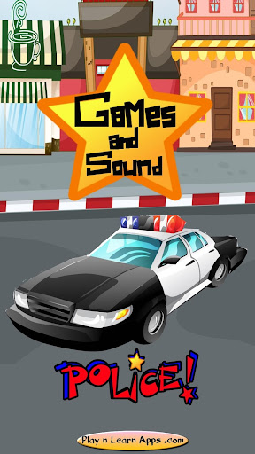 Police Games For Kids