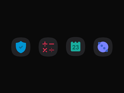 One UI Dark Icon Pack (ORIGINAL) 2