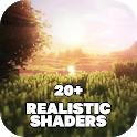 Realistic Shaders for Minecraft PE icon